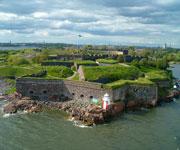 Naval fortress island of Suomenlinna Helsinki
