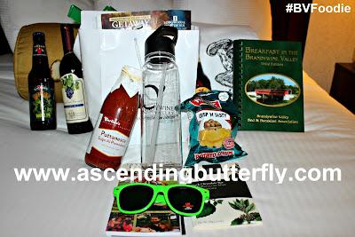 Mendenhall Inn, BrandyWine Valley, Press Trip, Room Interior, Swag Bag, Travel, Lifestyle Blogger