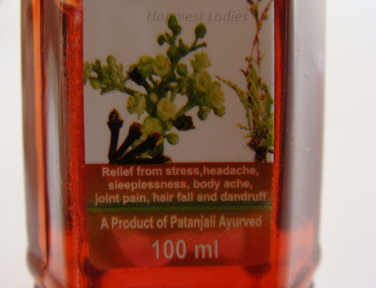 stress relief oil patanjali sheetal