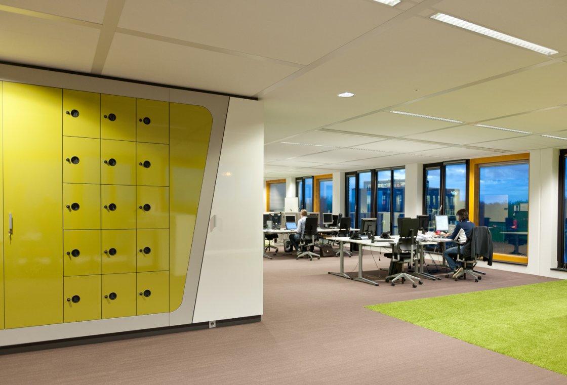 Frederiks Interieurs: Brunel Rotterdam