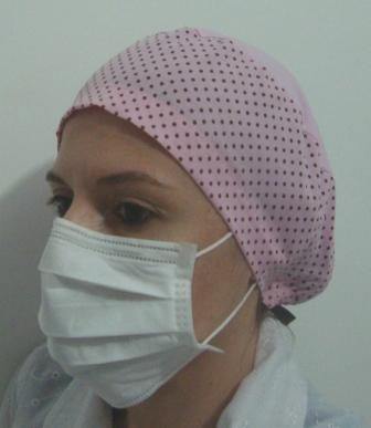 Touca cirurgica