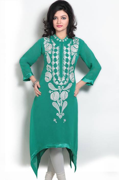 Girls Kurti Jeans Collection 2015 ~ Fashionip