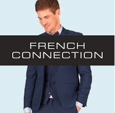 French Connection Men's Clothing upto 50% off
