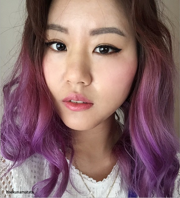 Pin By Yuniette On Pink Hair Asians Pinterest Of Asian