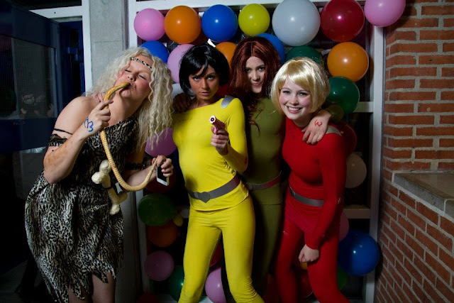 Totally Spies costume udklædning