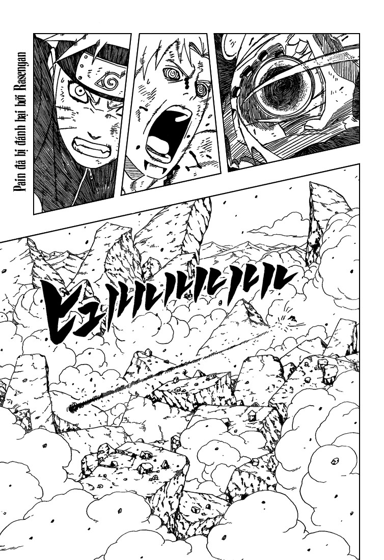 Naruto chap 443 Trang 1 - Mangak.info