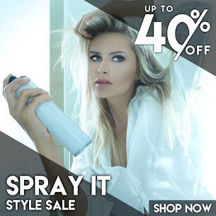 Spray It!