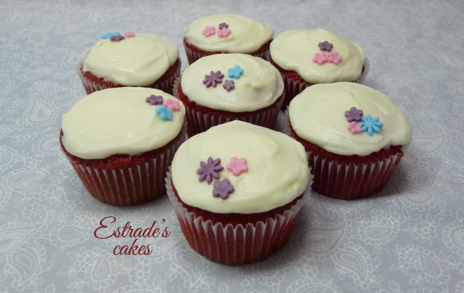 receta de cupcakes red velvet - 4