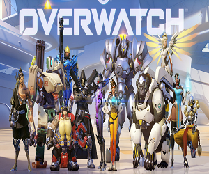 Blizzards Online FPS Overwatch mixes shooting game and moba