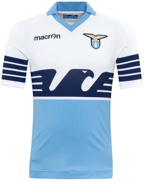 Jersey Spesial Ulang Tahun Ke-115 Lazio