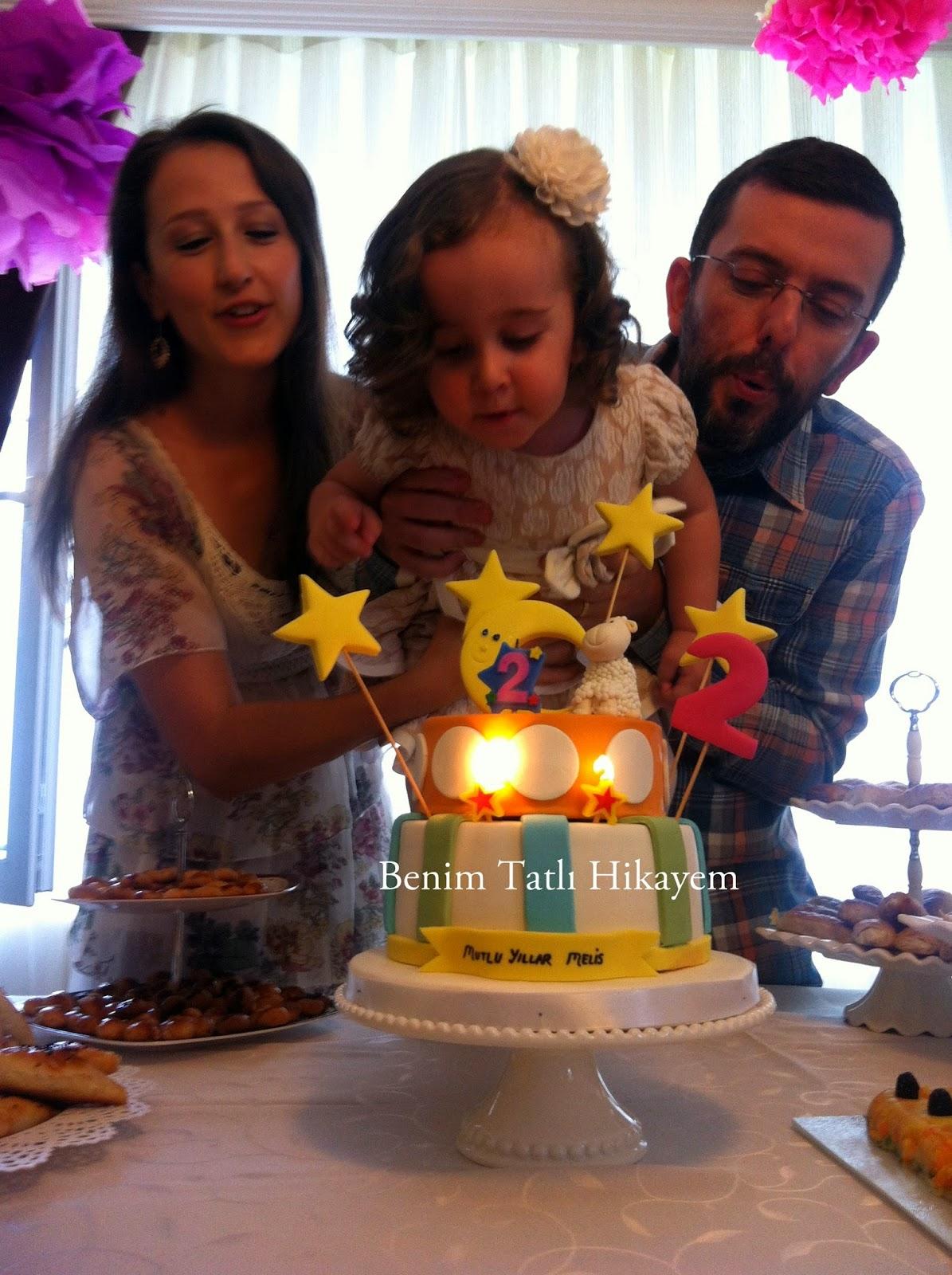 kuzu aydede yıldız pastası