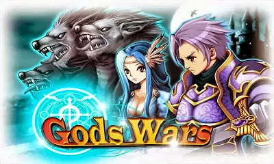 GAME GODS WARS: SHADOW OF THE DEATH (ANDROID)