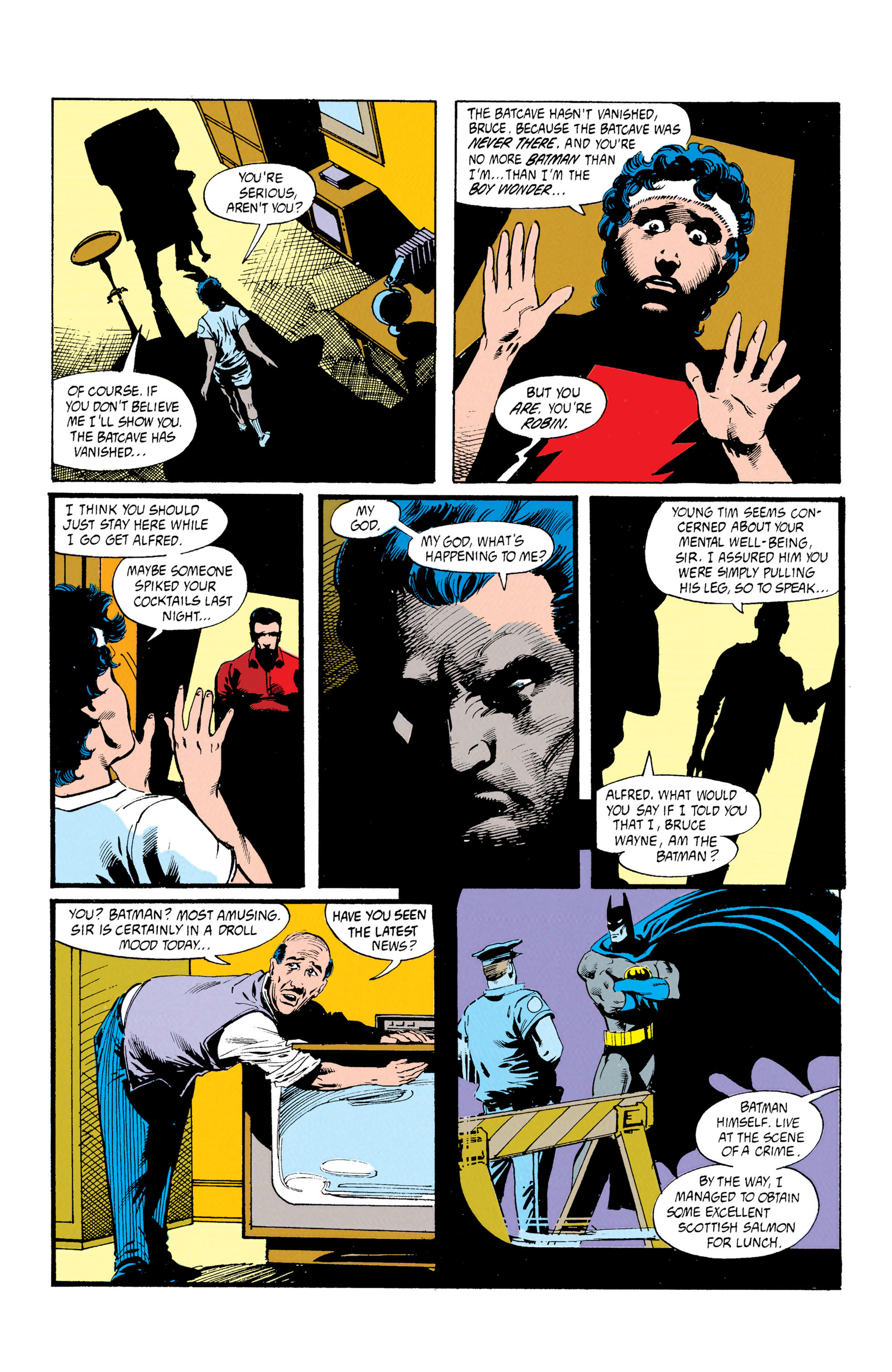 Detective Comics (1937) Issue #633 Page 10