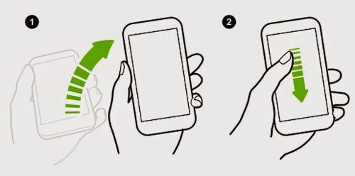 Hướng dẫn sử dụng HTC One M8