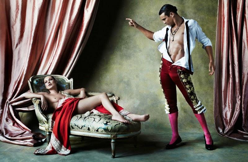 Los 10 fotógrafos de moda más prestigiosos: Mario Testino