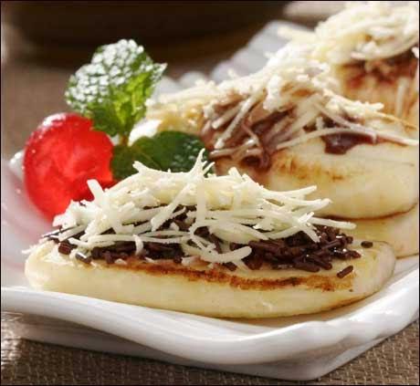 Resep Pisang Peyet Coklat Keju Nikmat