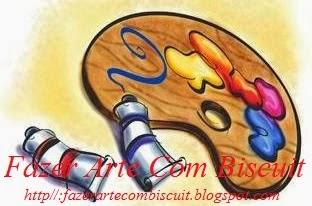 Dicas de Tintas Para Usar no Biscuit