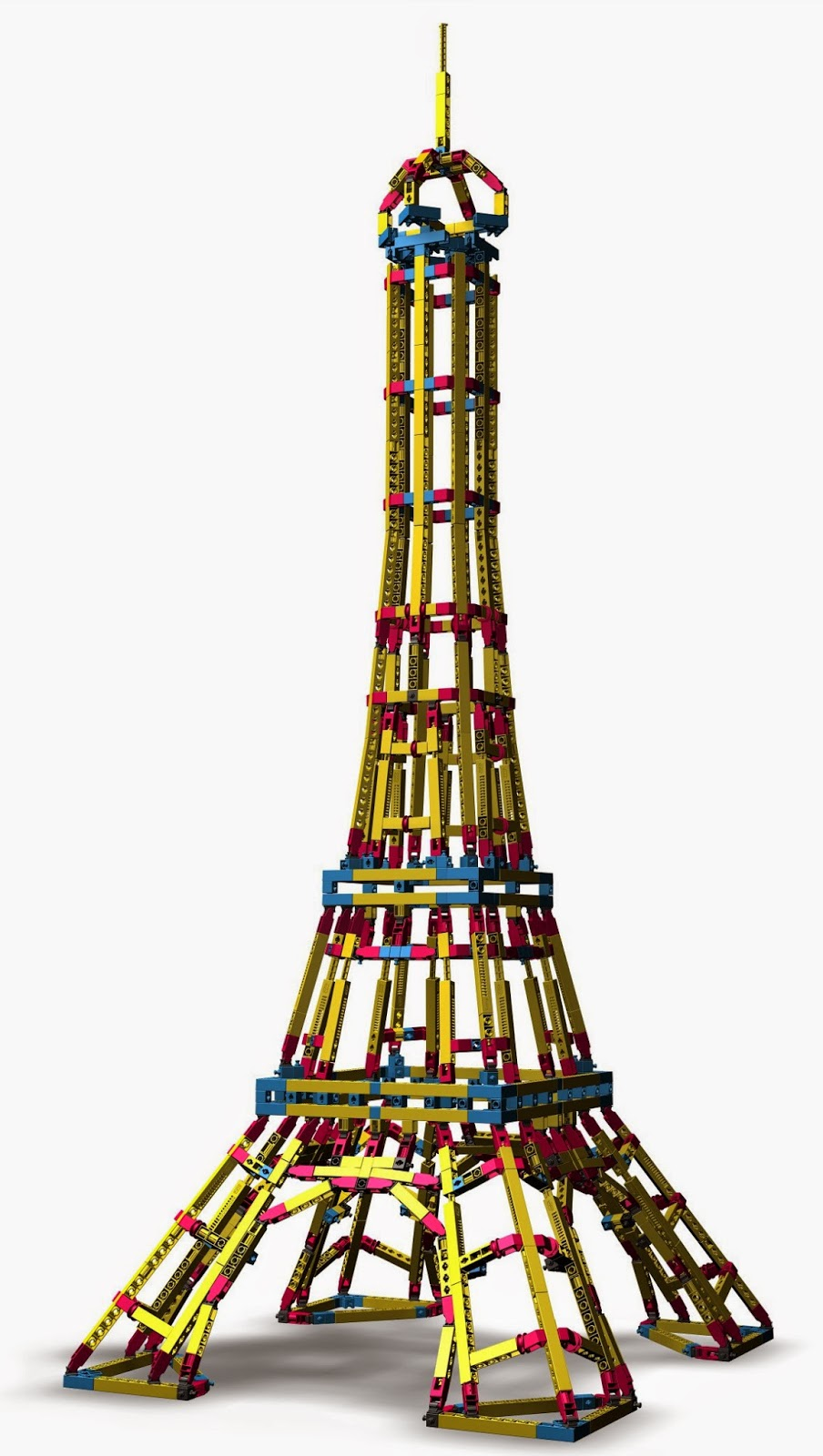 eiffel tower research
