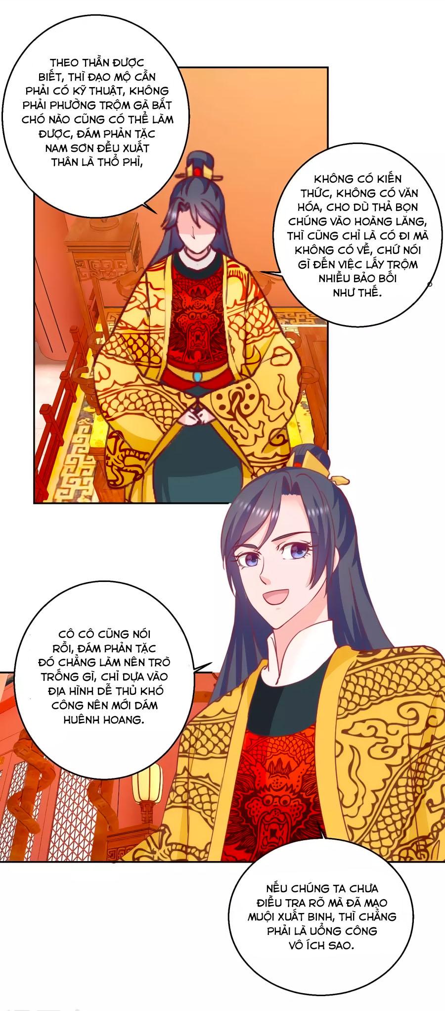 Hoàng Thượng Ở Trên, Thần Ở Dưới Chap 49