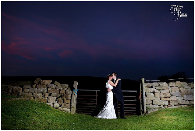 low light wedding photographs, sunset wedding, ronald joyce, victoria jane, wedding dress, fitted wedding dress, unusual veil, danby castle wedding, quirky wedding photography, katie byram photography, north east wedding, yorkshire wedding photography, whitby wedding, dogs at wedding, horse at wedding, pets at wedding