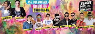 Festa das Cores em Chapadinha