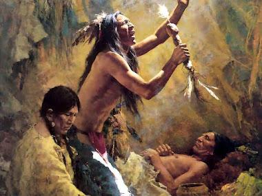 Chamanismo curativo y chamanismo esencial