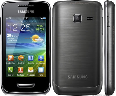 Download Free Firmware Samsung S5380 Wave Y / Wave 538