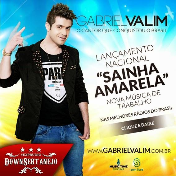 Gabriel Valim - Sainha Amarela