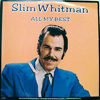Slim Whitman - All My Best (1979)