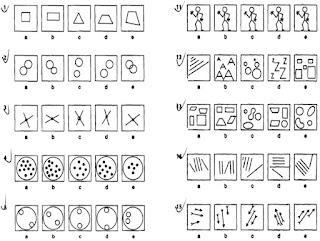 Klasifikasi Gambar Contoh Soal Psikotes Terlengkap