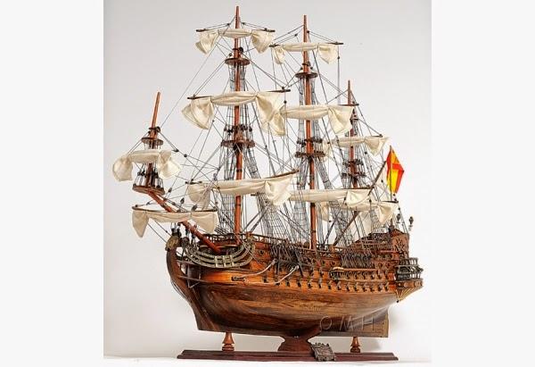 San Felipe Tall Ship