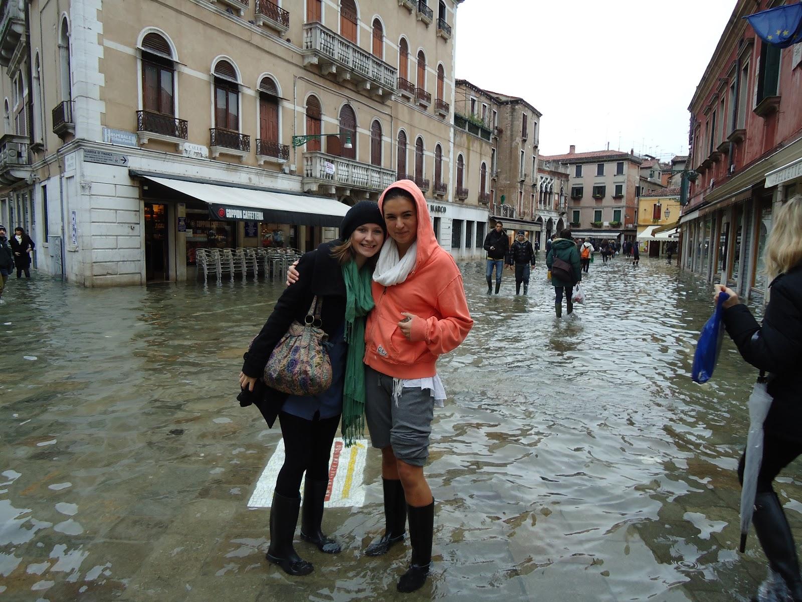 Warwick University In Venice Acqua Alta