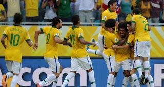 Video Gol Italia vs Brazil 23 Juni 2013