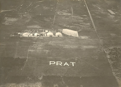 Instal·lacions de l'Aeronaval Militar (els mariners de l'aire).