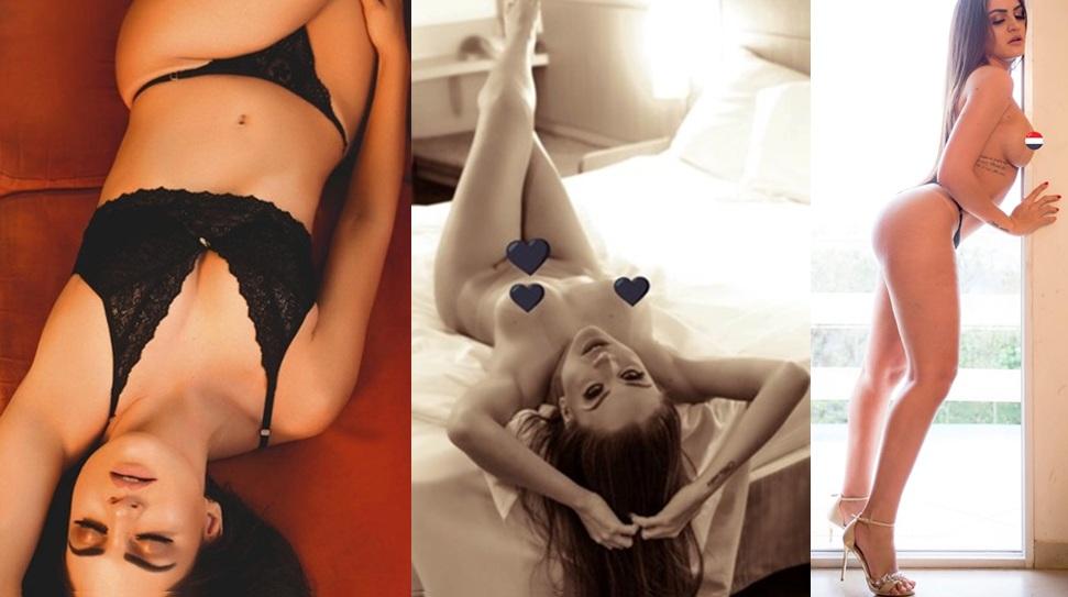 Rafaela Dias Gomes encanta internautas com fotos sensuais