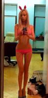 Valeria Lukyanova en bikini