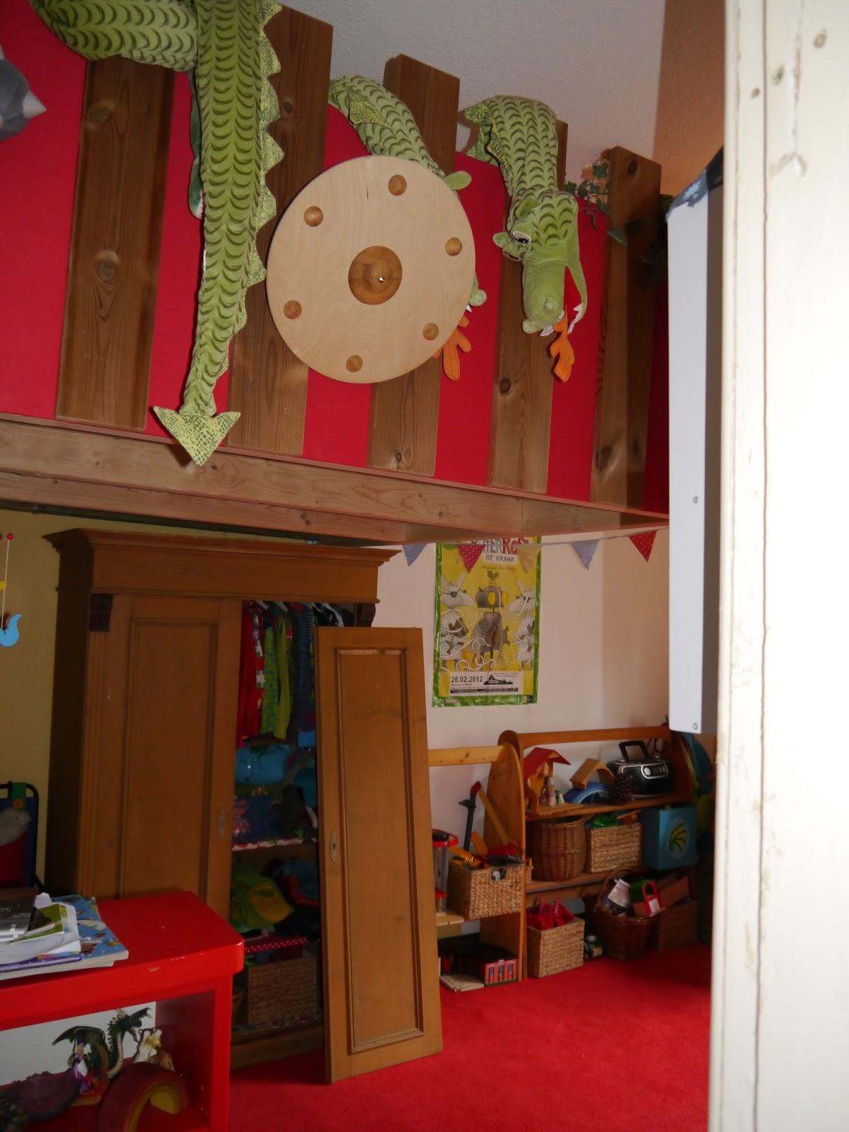 die weltenbauer kjells drachen ritter reich kinderzimmer vorstellung. Black Bedroom Furniture Sets. Home Design Ideas