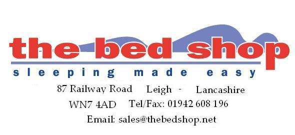 The Bed Shop of Leigh, double beds, sofa beds, bedroom furniture, memory foam, bunk beds