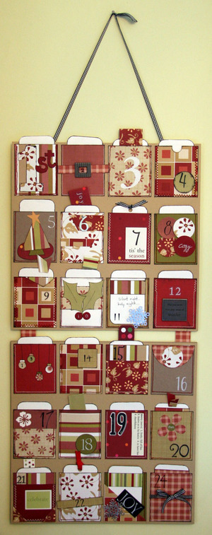 Original Advent Calendar Ideas : Advent calendar diy ideas