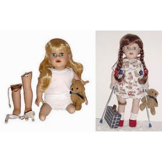 Muñeca incapacitada