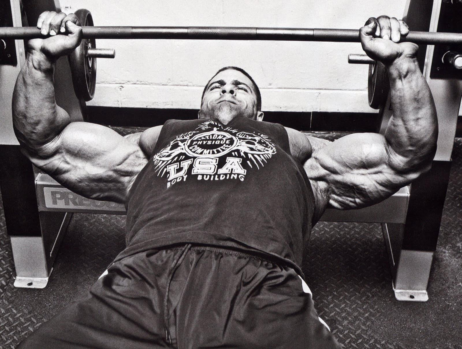Chest workout tips and exercise bodybuilding and fitness zone