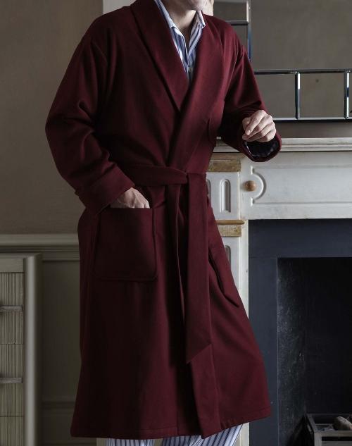 Bonsoir - Hardy Amies in Pyjamas
