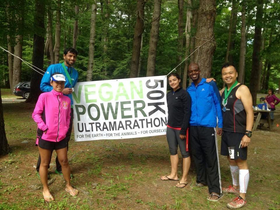 Vegan Power 50K, ultramarathon, marathon, race, run