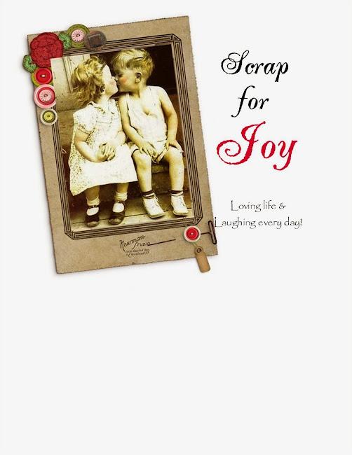 Scrap for Joy