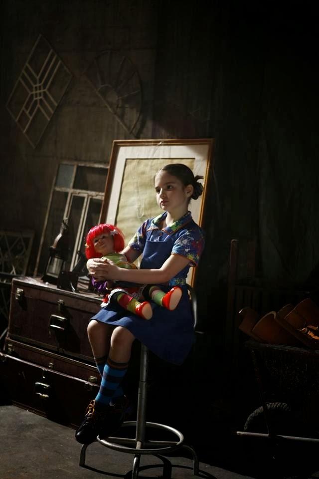 Novela Chiquititas 2014 SBT Maria no Porão do Orfanato