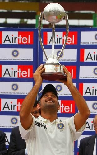 Champion tourney trophy