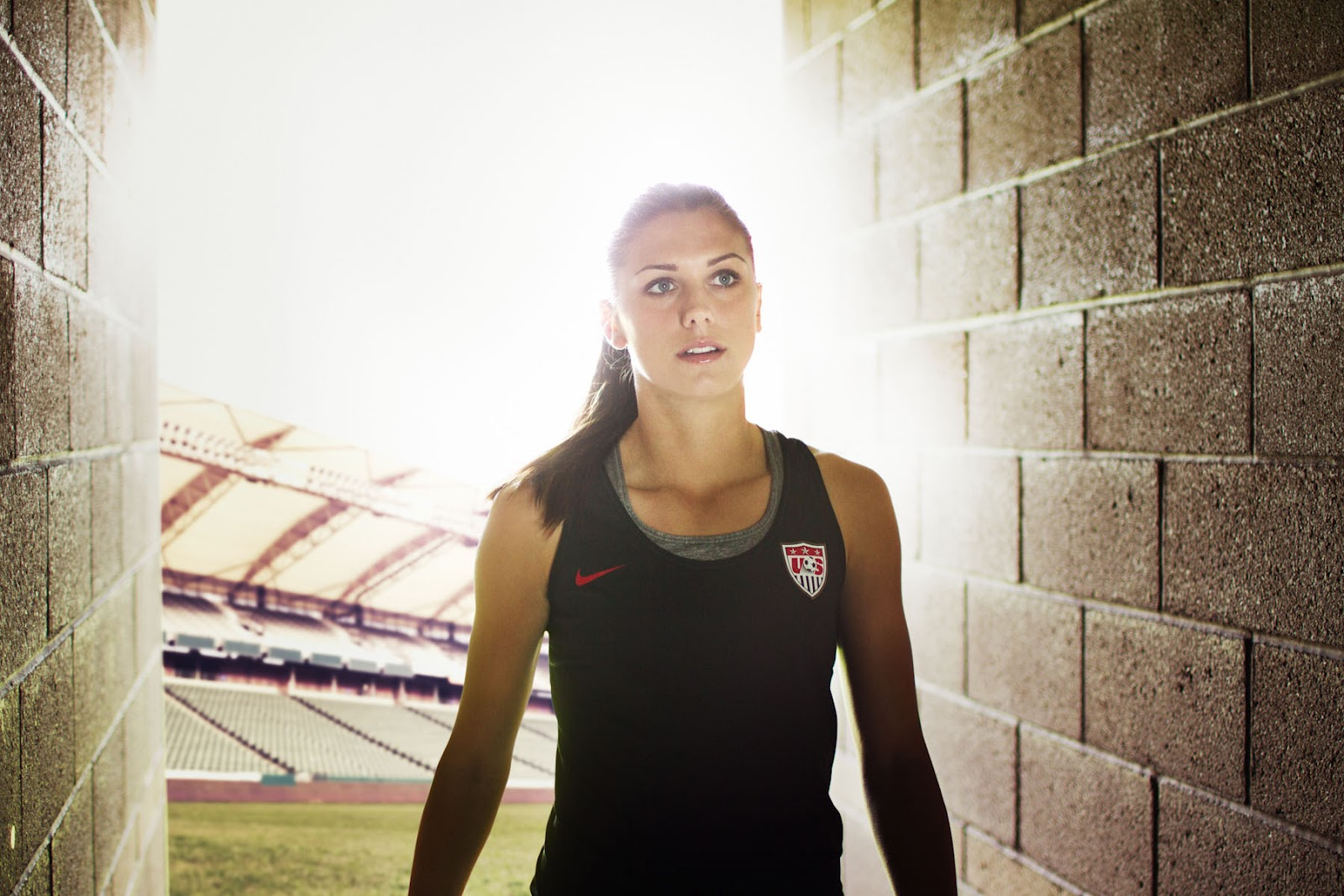 Alex Morgan Wallpaper