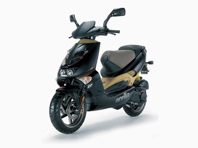 Aprilia SR50 Ditech latest Scooters Images