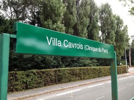 Le nouvel arrêt Villa Cavrois