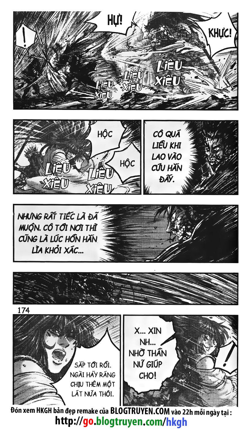 Hiệp Khách Giang Hồ chap 396 Trang 17 - Mangak.info